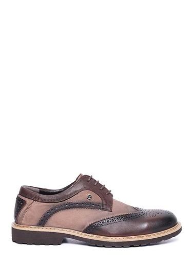 Pierre Cardin Oxford Ayakkabı Kahve
